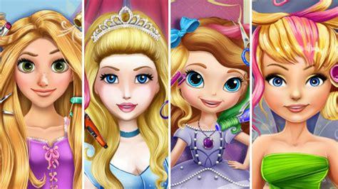 Real Haircuts by Disney Princesses Real Haircut Compilation 2 Rapunzel