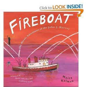 fireboat john j harvey read aloud 17 best images about book lists adventure on pinterest