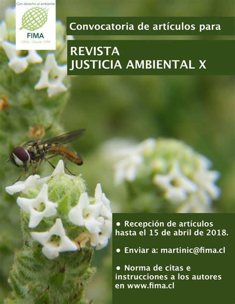 imagenes justicia ambiental convocatoria rja10