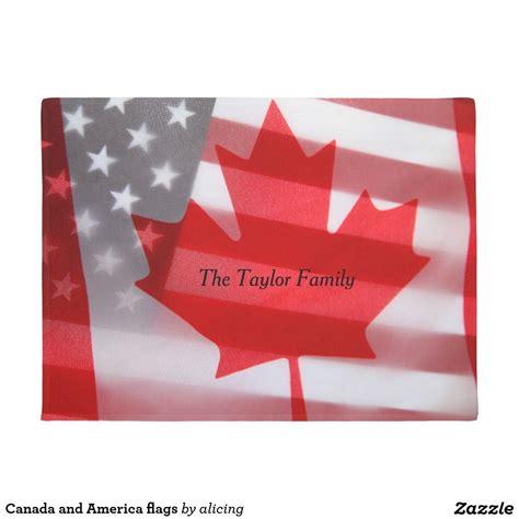 create   door mat zazzlecom america flag flag