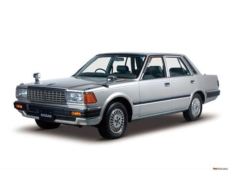 nissan cedric interior nissan cedric sedan y30 1983 85 photos 1600x1200