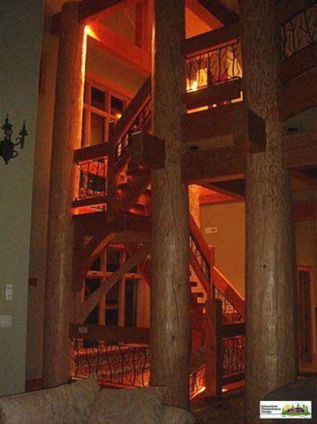 samuelson timberframe design timberwork log home decor
