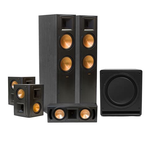 rf  ii reference home theater system high quality