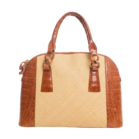Nancy Handbag by Nancy Gonzalez Crocodile Handbag At 1stdibs