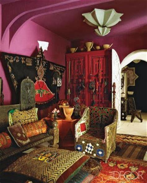Moroccan Interior Design February 2011 | cup of beautiful moroccan home