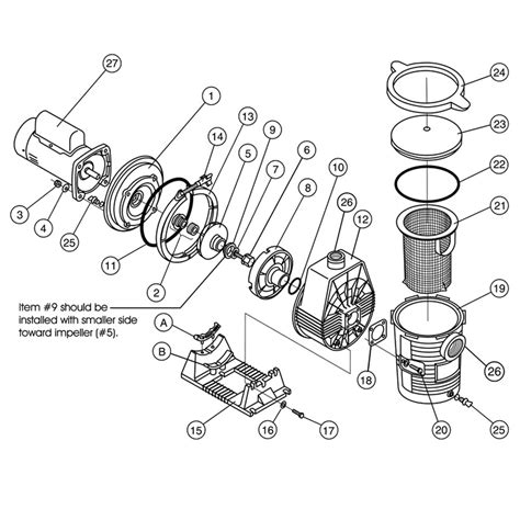 ao smith motor parts diagram ao smith motor wiring diagram imageresizertool