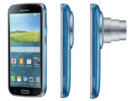 samsung phone with zoom samsung s phone updated with the k zoom gadget