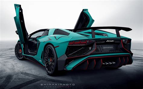 Lamborghini Picture Gallery 2017 Lamborghini Aventador Picture Gallery Photo 3 7