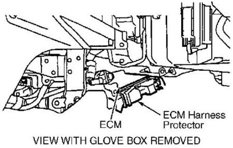 2000 nissan maxima ecu location nissan sentra ecm location get free image about wiring