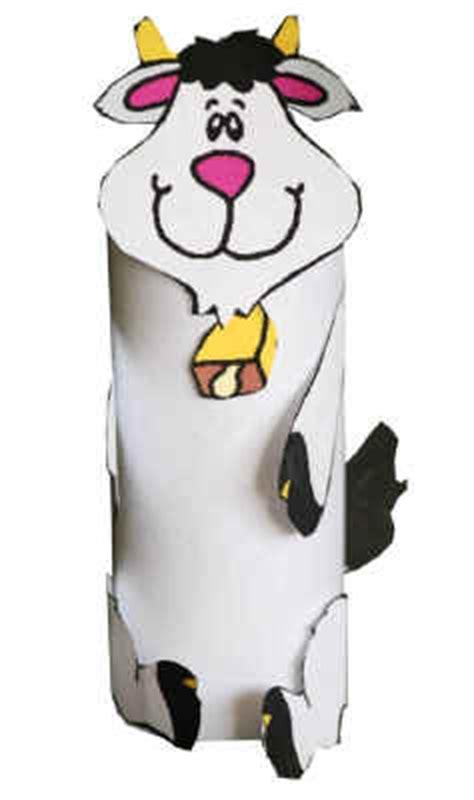 Dltk Toilet Paper Roll Crafts - goat craft for