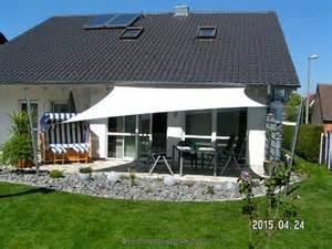 terrasse sonnensegel sonnensegel terrasse sonnenschutz bestellen