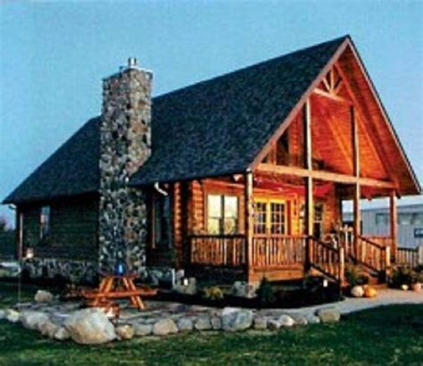 cool cabin plans lovely open concept floor plan 171 country living