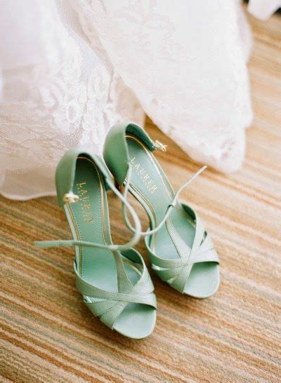 25 best ideas about mint wedding shoes on