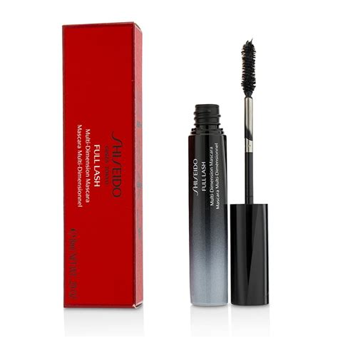 Shiseido Mascara shiseido lash multi dimension mascara bk901 black