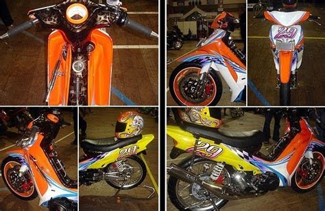Footstep Underbone Racing Snd Yamaha F1zr search results for spesifikasi rx king 2009 black hairstyle and haircuts