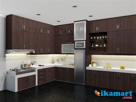 Kitchen Set Multiplek Hpl kitchen set minimalis modern lapis hpl semarang