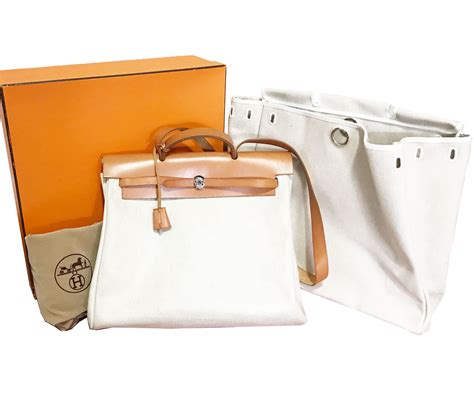 Salvatore Feragamo 2in1 3128 hermes herbag 2 in 1 large size complete set lar vintage