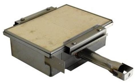 Tec Patio Ii Grill by Tec Patio Ii Infrared Burner Assembly Stbao Great