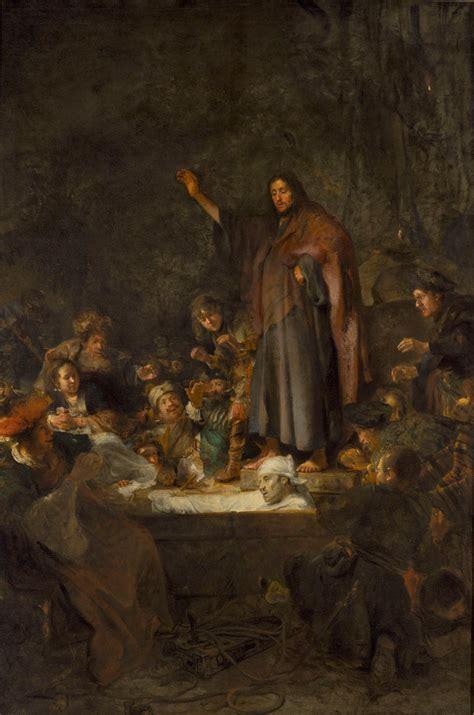 The Of Painting file carel fabritius wskrzeszenie łazarza jpg wikimedia