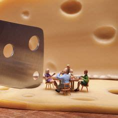 Miniatur C Nou tiny people s big adventures in a world of food by william
