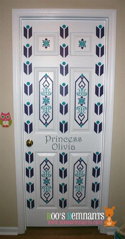 bedroom door decorations frozen inspired elsa bedroom door decor kit for