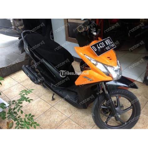 Standar Tengah Honda Beat Fi Original motor honda beat f1 samba orange tahun 2014 surat lengkap mesin standar bandung dijual