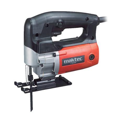 Daftar Gergaji Mesin Chainsaw jual maktec jig saw mesin gergaji mt 430 orange 55 mm harga kualitas terjamin