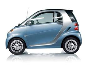 smart fortwo 2011 cartype