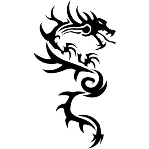 stylish tattoo png dragon simple tattoo tattoo inspiration transparent