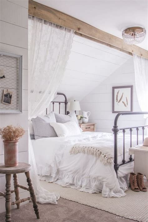 bed decorations 39 best farmhouse bedroom design and decor ideas for 2017