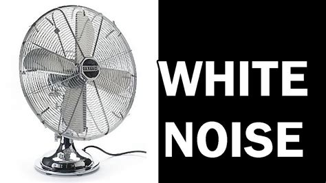 fan white noise 10 hours sound effect asmr rest