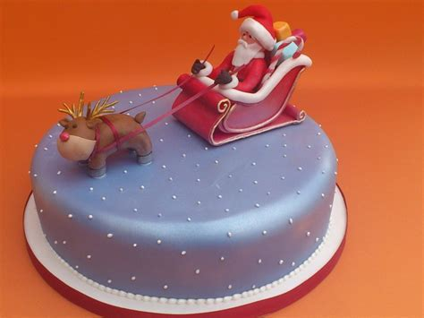 Christmas Cakes ? Decoration Ideas   Little Birthday Cakes