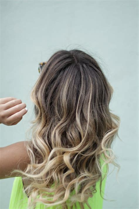 does hair look like ombre when highlights growing out 23 looks that prove balayage hair is for you brit co