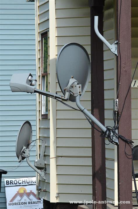 mounting ideas for vhf uhf antennas kb9vbr j pole antennas