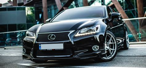 black lexus black lexus gs by rohana wheels carid com gallery