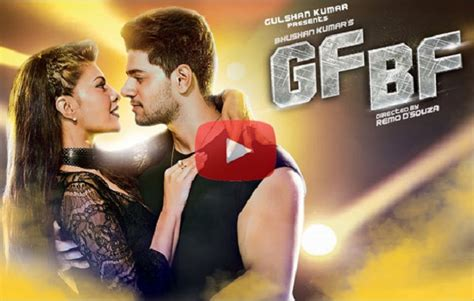 song for bf this new gf bf song starring jacqueline fernandez sooraj