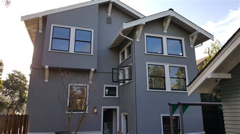 gray homes this exterior painting project in piedmont ca is for you mb jessee