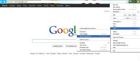chrome clear cache clear browsing data android google chrome help autos post