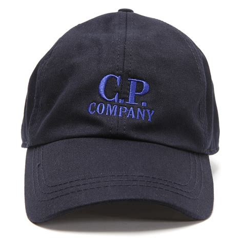 company logo on hats cp company logo hat with goggles oxygen clothing