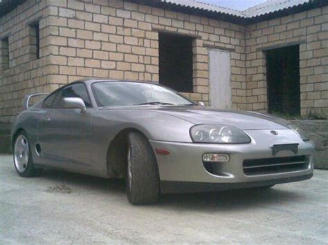 Toyota Supra 1999 1999 Toyota Supra Pictures 3000cc Fr Or Rr Manual For Sale