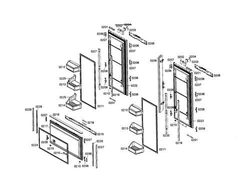 thermador parts diagram wiring diagram