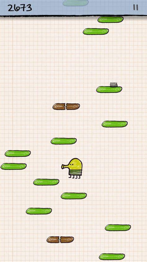 doodle jump classic java classic mobile still worth