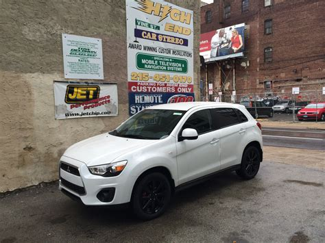 mitsubishi outlander sport 2014 custom 2014 mitsubishi outlander customized high end car