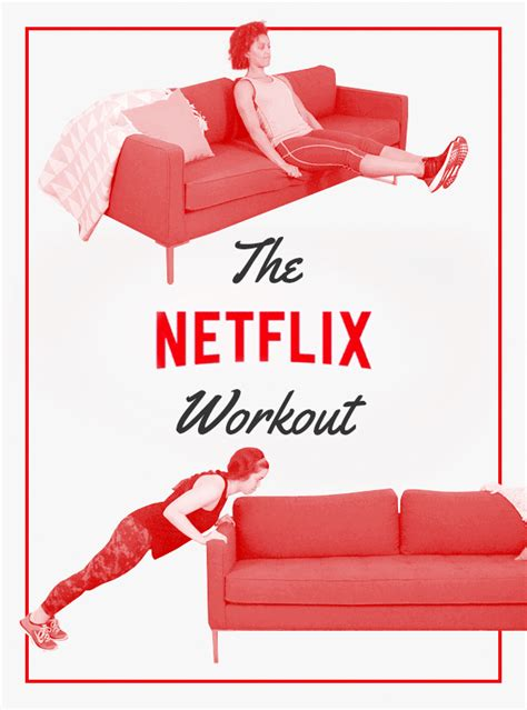 couch workout here s a netflix workout you can do on your couch