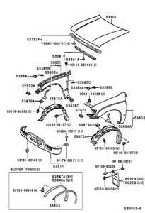 Toyota Parts Usa N Line Parts Catalog Toyota Tacoma