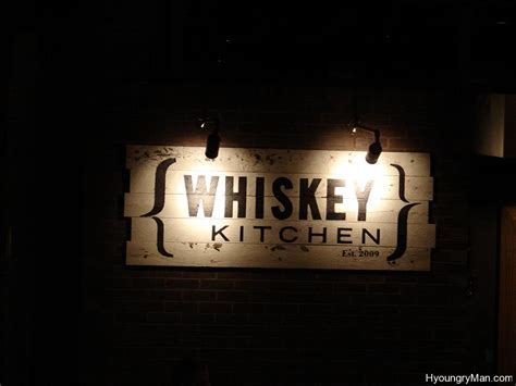 Whisky Kitchen by Whiskey Kitchen An Upscale Bar With Great Food 171 Hyoungry