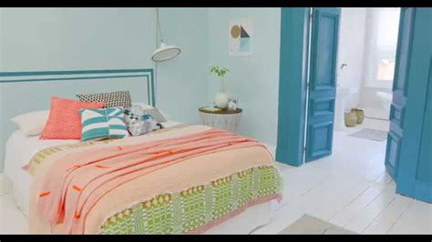 Ensuite Bathroom Ideas bedroom ideas a coral amp teal colour scheme with dulux