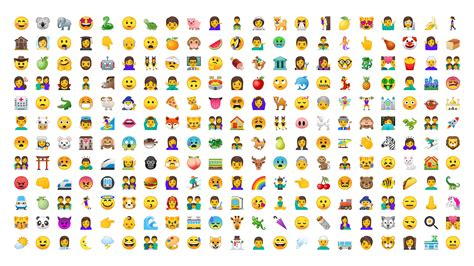 android emojis say goodbye to blob android ditches emoji set for a newer improved one iwf1