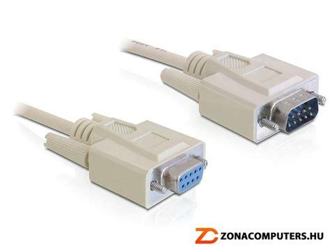 Kabel Serial Rs232 To 5m Rs 232 Apa To Rs 232 Anya Serial Soros Hosszabb 237 T 243 5m