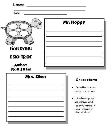 esio trot lesson plans and teaching resources author